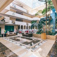 Отель Luna Forte da Oura Португалия, Албуфейра - отзывы, цены и фото номеров - забронировать отель Luna Forte da Oura онлайн интерьер отеля фото 2