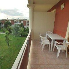 Отель Akiris Нова-Сири балкон