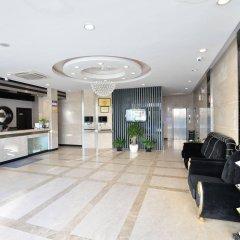 Joyfulstar Hotel Pudong Airport Chenyang интерьер отеля фото 2