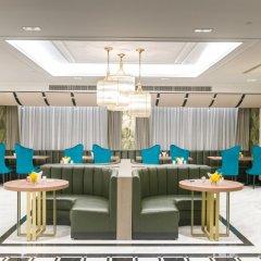 Maven Stylish Hotel Bangkok гостиничный бар