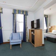 Отель Holiday Inn London Oxford Circus удобства в номере фото 2