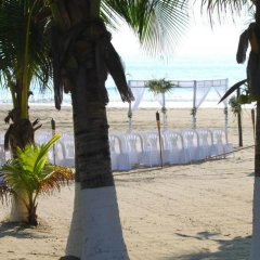 Puerta Paraíso Hotel Boutique пляж