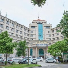 Отель Zhongshan Tianhong Hotel Китай, Чжуншань - отзывы, цены и фото номеров - забронировать отель Zhongshan Tianhong Hotel онлайн