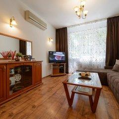 Отель Vitoshka Vip Apartments Hotel Болгария, София - отзывы, цены и фото номеров - забронировать отель Vitoshka Vip Apartments Hotel онлайн комната для гостей фото 2