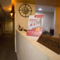 Отель ZEN Rooms Sukhumvit 20 интерьер отеля