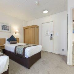 Отель Thistle Barbican Shoreditch комната для гостей фото 2