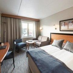 Отель Scandic Lillehammer Hotel Норвегия, Лиллехаммер - отзывы, цены и фото номеров - забронировать отель Scandic Lillehammer Hotel онлайн комната для гостей фото 4