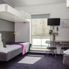 Отель Cabinn City Дания, Копенгаген - 5 отзывов об отеле, цены и фото номеров - забронировать отель Cabinn City онлайн комната для гостей фото 2