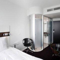 Отель Wakeup Aarhus Дания, Орхус - отзывы, цены и фото номеров - забронировать отель Wakeup Aarhus онлайн комната для гостей фото 2