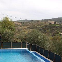 Отель Casa da Fraga бассейн