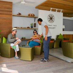 Отель Coconut Tree Hulhuvilla Beach Мале детские мероприятия