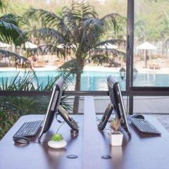 Отель R-Con Wong Amat Suite спортивное сооружение