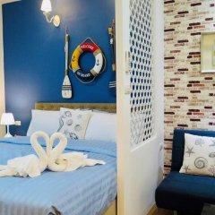 Отель Supalai Mare Pattaya Condo Sea View by Dome Паттайя комната для гостей фото 5