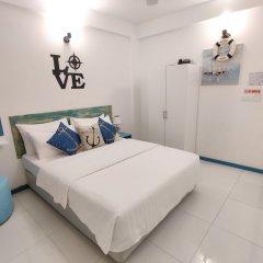 Отель The Aquzz Мальдивы, Мале - отзывы, цены и фото номеров - забронировать отель The Aquzz онлайн комната для гостей фото 5