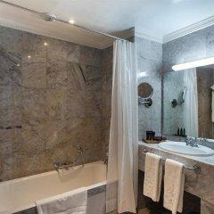 Отель Grand Hotel Villa de France Марокко, Танжер - 1 отзыв об отеле, цены и фото номеров - забронировать отель Grand Hotel Villa de France онлайн ванная