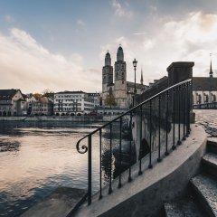 Отель A-Ja Zurich. Das City-Resort. Цюрих бассейн фото 2