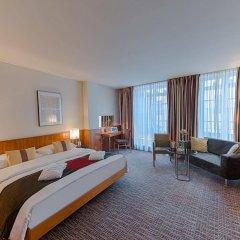 Отель K+K Hotel Maria Theresia Австрия, Вена - 3 отзыва об отеле, цены и фото номеров - забронировать отель K+K Hotel Maria Theresia онлайн комната для гостей фото 5