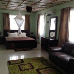Отель Holiday Lodge Сьерра-Леоне, Фритаун - отзывы, цены и фото номеров - забронировать отель Holiday Lodge онлайн комната для гостей фото 3