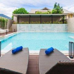 Отель Patong Bay Residence R07 бассейн