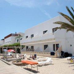 Отель Hostal Talamanca пляж фото 2