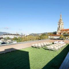 Отель Occidental Bilbao балкон
