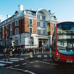 Отель Clink78 Hostel Великобритания, Лондон - 9 отзывов об отеле, цены и фото номеров - забронировать отель Clink78 Hostel онлайн городской автобус