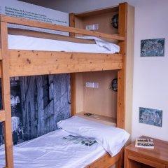 Отель INOUT Hostel Barcelona Испания, Барселона - 4 отзыва об отеле, цены и фото номеров - забронировать отель INOUT Hostel Barcelona онлайн ванная фото 3