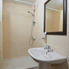 Гостиница Top Hill в Краснодаре 8 отзывов об отеле, цены и фото номеров - забронировать гостиницу Top Hill онлайн Краснодар ванная фото 2