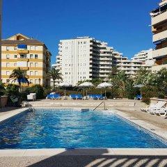 Отель Apartamentos Turísticos Sunny Beach бассейн