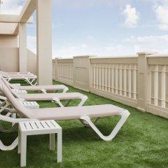 Отель Elba Motril Beach & Business Испания, Мотрил - отзывы, цены и фото номеров - забронировать отель Elba Motril Beach & Business онлайн балкон