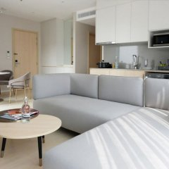 Отель Sindhorn Midtown Бангкок комната для гостей фото 4