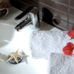 Meropi Hotel & Apartments ванная