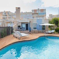Отель Fidalsa Ave María Испания, Ориуэла - отзывы, цены и фото номеров - забронировать отель Fidalsa Ave María онлайн бассейн фото 2