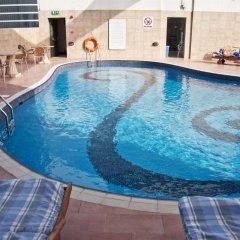 Ramee Rose Hotel бассейн