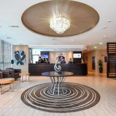 Отель Premier Inn Abu Dhabi Capital Centre интерьер отеля