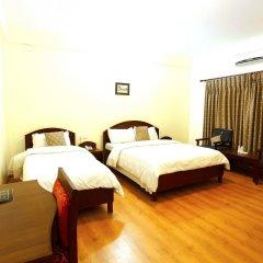 Отель Crown Himalayas Непал, Покхара - отзывы, цены и фото номеров - забронировать отель Crown Himalayas онлайн комната для гостей фото 4