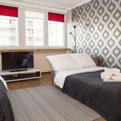Отель Hosapartments City Center Польша, Варшава - 2 отзыва об отеле, цены и фото номеров - забронировать отель Hosapartments City Center онлайн комната для гостей фото 24