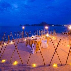 Отель Villa La Estancia Beach Resort & Spa пляж