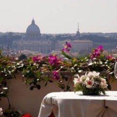 Отель Bettoja Mediterraneo балкон
