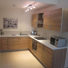 Апартаменты MAX Serviced Apartments Glasgow, Olympic House в номере