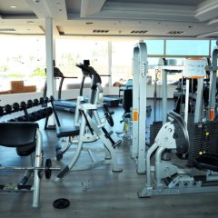 Курортный отель Sunrise Select Royal Makadi фитнесс-зал фото 2