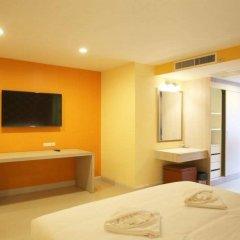 Апартаменты Trebel Service Apartment Pattaya Паттайя удобства в номере