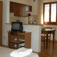 Отель Casa Vacanze Nonna Vittoria Сполето в номере