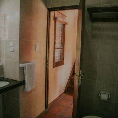 Отель Cabañas La Cosecha Сан-Рафаэль ванная фото 2