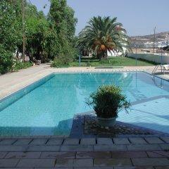 Отель Helgas Paradise бассейн фото 3