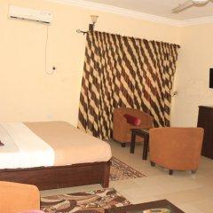 Liz Ani Hotel Annex Калабар комната для гостей фото 5