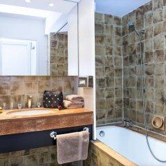 Отель Club Maintenon Франция, Канны - отзывы, цены и фото номеров - забронировать отель Club Maintenon онлайн ванная фото 2