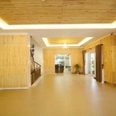 Отель Villa Le Hoang Далат фитнесс-зал