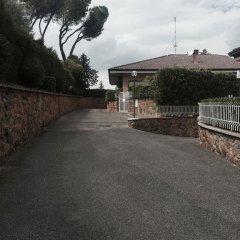Отель VillaGiò B&B Италия, Фраскати - отзывы, цены и фото номеров - забронировать отель VillaGiò B&B онлайн парковка