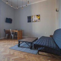 Отель Ego Center Apartments Польша, Варшава - отзывы, цены и фото номеров - забронировать отель Ego Center Apartments онлайн комната для гостей фото 5